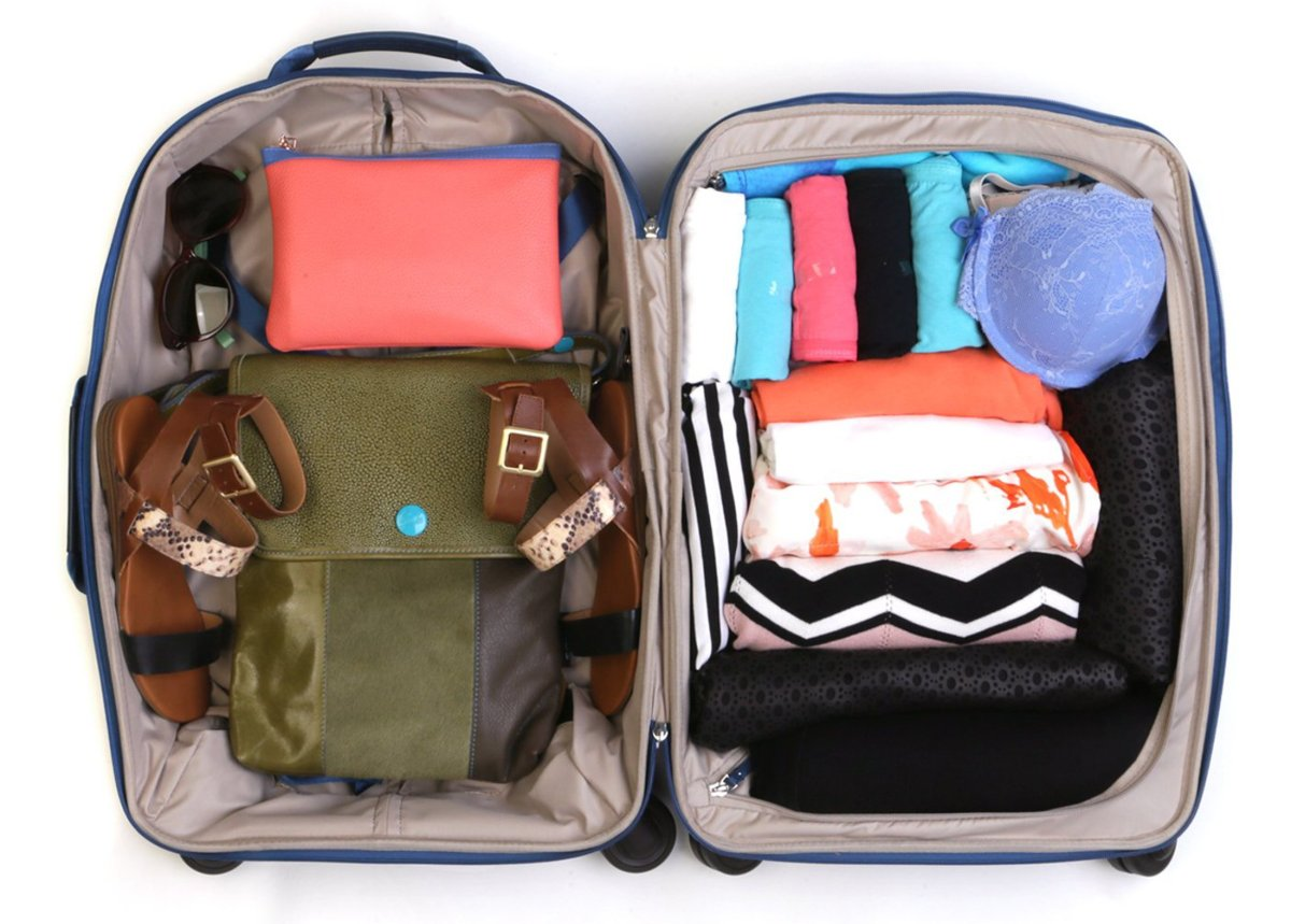 Yes, you can pack 10 days into a carry-on!